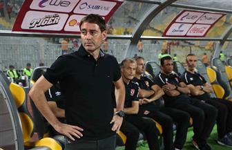 تعليق مدرب الأهلي على التأهل لدور المجموعات ببطولة دوري أبطال إفريقيا