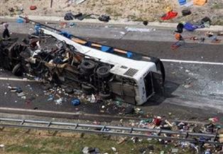 مقتل 36 شخصا وإصابة 36 آخرين بحادث سير في الصين