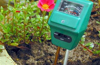 وحدات استشعار جديدة لقياس معدلات رطوبة التربة الزراعية بغرض ترشيد مياه الري
