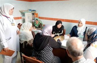 تدريب ممرضات التأمين الصحي بالغربية على مبادرة فيروس سي  لطلاب الإعدادية | صور