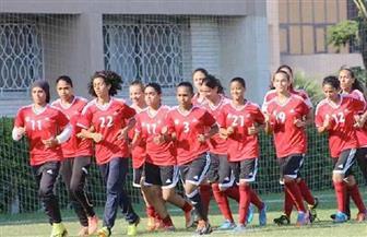 26 لاعبة في المعسكر الأول لمنتخب الكرة النسائية
