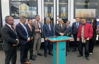 الاحتفال بمرور أربعين عاما على اتفاق التوأمة بين القاهرة وفرانكفورت | صور