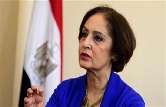 السفيرة نائلة جبر: منذ 3 سنوات لم تتحرك مركب هجرة غير شرعية من الموانئ المصرية