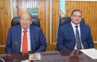 تاريخ المؤامرات على مصر في ندوة بجامعة سوهاج | صور