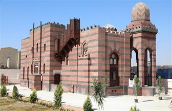 تعرف على أهم المقتنيات المكتشفة في قصر الأمير يوسف كمال بنجع حمادي | صور