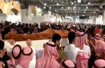 جموع غفيرة تودع الحارس الشخصي للعاهل السعودي إلى مثواه الأخير| فيديو