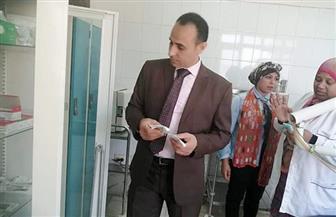 الكشف على 1028 مواطنا في قافلة طبية بقرية كوم إشقاو بسوهاج| صور