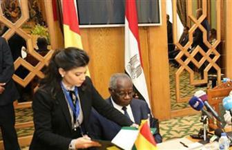 البيئة توقع على مذكرة تفاهم مع غينيا