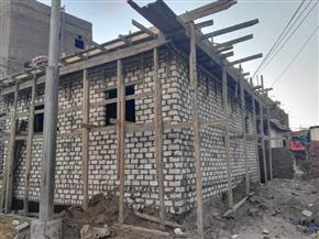 تطوير 20 منزلا بقرية الشهابية بكفر الشيخ بـ 8 ملايين جنيه| صور