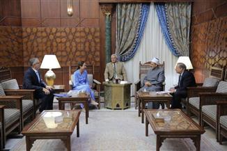 الإمام الأكبر: القيم الأساسية للأديان السماوية متشابهة وجميعها تدعو إلى الأخوة الإنسانية