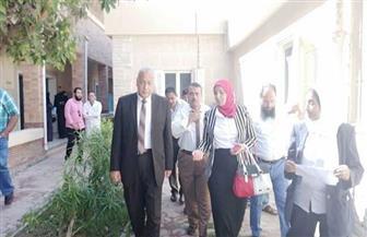 افتتاح قسم للعلاج الطبيعي في وحدة صحة برج العرب| صور