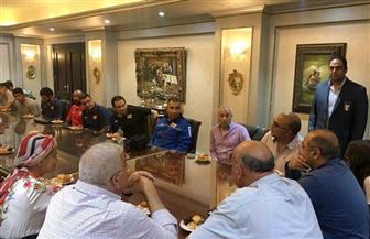 الأوليمبية تكرم منتخب الطائرة الحاصل على رابع كأس العالم للناشئين في تونس| صور