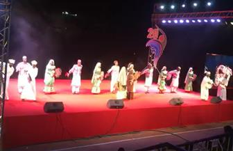 انطلاق فعاليات مهرجان الإسماعيلية الدولي للفنون الشعبية الـ20 بمشاركة 8 دول| صور