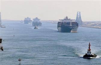 """""""قناة السويس"""" تسجل عبور 1594 سفينة خلال شهر نوفمبر الماضي"""