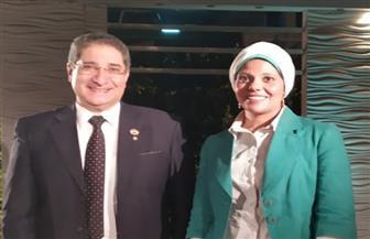 """مقرر لجنة الإعلام في """"بيت العائلة المصرية"""" ضيف """"نجوم على لايف"""""""