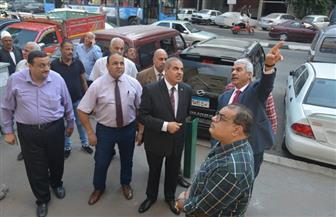 رئيس جامعة الأزهر يتفقد مستشفى باب الشعرية الجامعي | صور
