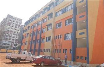 محافظ أسيوط: استلام مجمع مدارس بحي شرق بتكلفة 22 مليون جنيه | صور