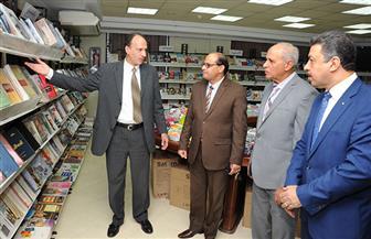 الأهرام ينظم معرضا للكتاب برئاسة مجلس الوزراء في شيراتون