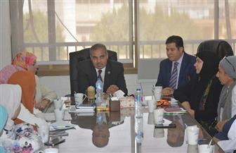 """المحرصاوى يشارك في اجتماع أول مجلس طالبات فى """"أسنان بنات الأزهر"""" بالقاهرة"""