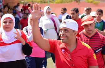 انطلاق ألعاب ومسابقات الأوليمبياد الخاص ببورسعيد والإسماعيلية | صور