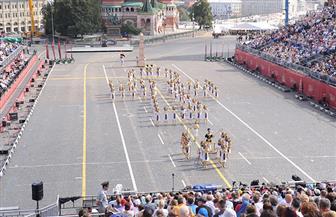 ختام فعاليات المهرجان الدولى الثانى عشر للموسيقات العسكرية بروسيا