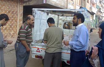 محافظ الشرقية: تزويد 9 قرى بسيارات لتوزيع الخبز المدعم