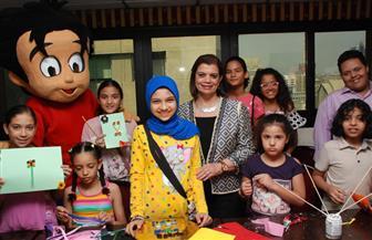 مجلة علاء الدين تختتم أنشطتها الصيفية بفن جديد واحتفالية استثنائية | صور