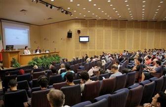 مكتبة الإسكندرية تفتتح الندوة الدولية لإحياء الذكرى الــ500 لرحيل دافنشي| صور