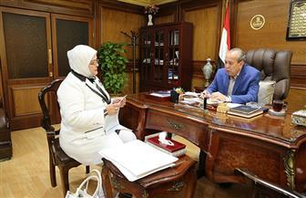 محافظ كفرالشيخ يتابع الاستعدادات للعام الدراسي الجديد | صور
