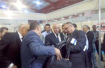هيئة تنمية الصادرات تشارك فى معرض أربيل الدولى للجلود