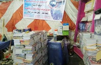 """""""مستقبل وطن"""" بمطروح يفتتح معرضا لبيع المستلزمات المدرسية بأسعار مخفضة في مدينة الضبعة"""