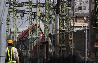 إصابة 30 شخصا بعد تصادم قطار وشاحنة في اليابان