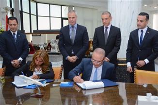 بروتوكول تعاون بين مصر للطيران ومؤسسة أهل مصر لعلاج الحروق بالمجان|صور