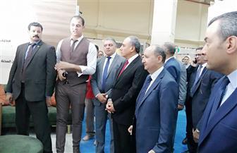 """تفاصيل افتتاح معرض """"الأهرام"""" للأثاث والديكور في دورته الـ 25 بمشاركة 50 شركة مصرية"""
