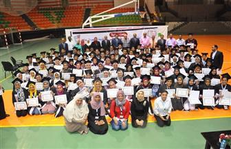 """""""التعليم"""" تنظم حفل تكريم لأوائل الشهادة الإعدادية على مستوى الجمهورية"""