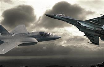 "اصطدام طائرتين مقاتلتين ""سو-34"" في سماء روسيا"