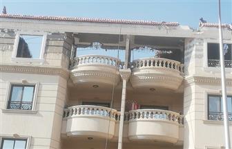 رئيس مدينة الشروق:إزالة  دور مخالف ووقف أعمال غرف سطح بالمنطقتين التاسعة والأولى| صور