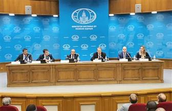 """سفير مصر ونائب الخارجية الروسي يترأسان جلسة السفراء الأفارقة بأخر ترتيبات قمة """"روسياـ إفريقيا"""""""
