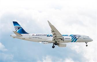 مصر للطيران تغير مسار رحلتها المتجهة إلى أبوظبي لإنقاذ حياة راكب