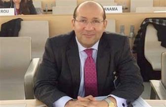 السفير المصري بروما يشارك في مؤتمر بمقر مجلس الشيوخ الإيطالي حول مكافحة التطرف والإرهاب