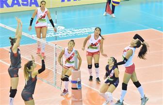 روسيا تفوز على تايلاند ببطولة العالم لناشئات الكرة الطائرة