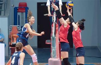 إيطاليا تتخطي كوريا في بطولة العالم لناشئات الكرة الطائرة