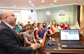 """انطلاق فعاليات برنامج """"التسويق - نظرة عامة وخريطة إيضاحية"""" بحزب المصريين"""