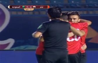 منتخب مصر الأوليمبي يفوز على نظيره السعودي.. وديا