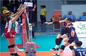منتخب تايلاند يفوز على رومانيا ببطولة العالم للكرة الطائرة للناشئات