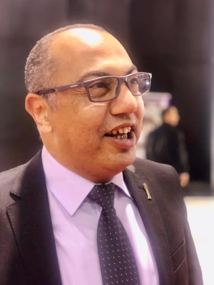 المخرج سامى محمد على