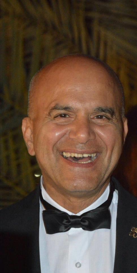 الكاتب الصحفى جمال زايدة