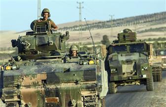 """قوات تركية تدخل سوريا لبدء دوريات مشتركة مع الجيش الأمريكي في """"منطقة آمنة"""""""