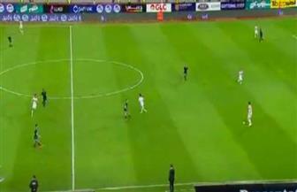 الزمالك يصنع ممرا شرفيا للاعبي بيراميدز عقب الفوز بكأس مصر