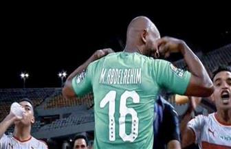 شيكابالا يحتفل بكأس مصر بقميص جنش